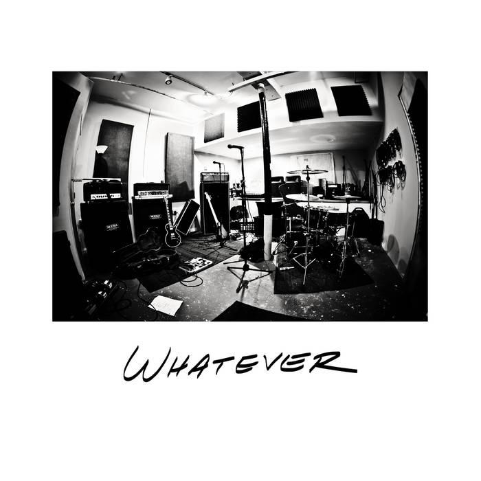 Whatever cover art
