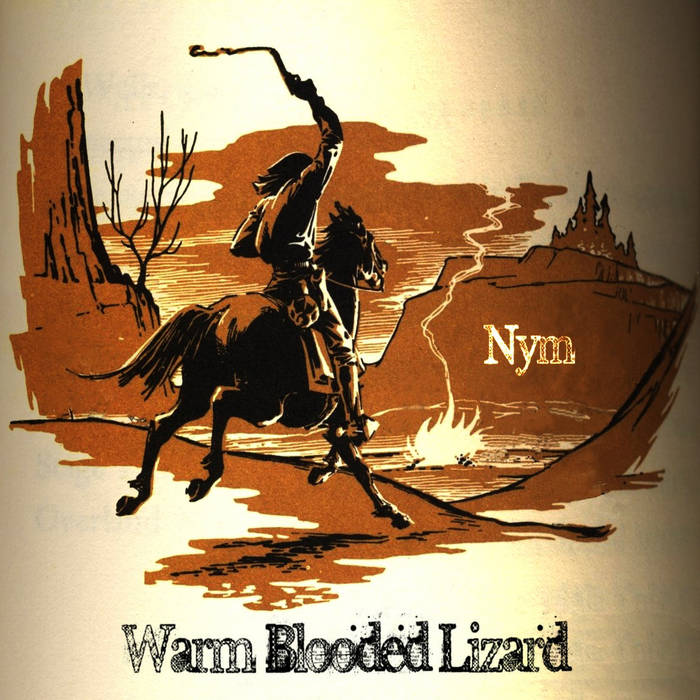 Warm Blooded Lizard cover art