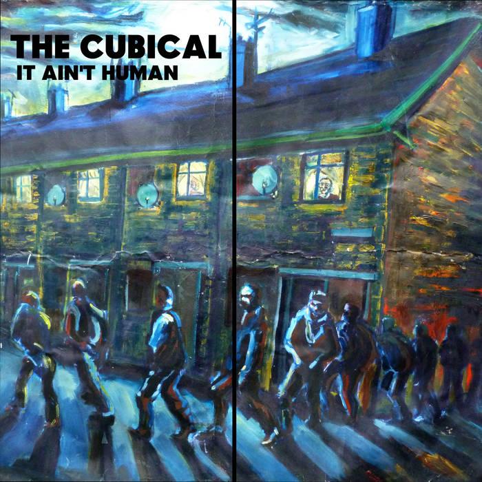 IT AIN´T HUMAN cover art