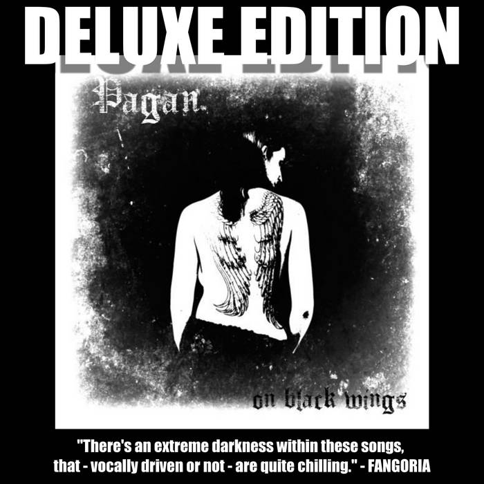 On Black Wings DELUXE EDITION cover art