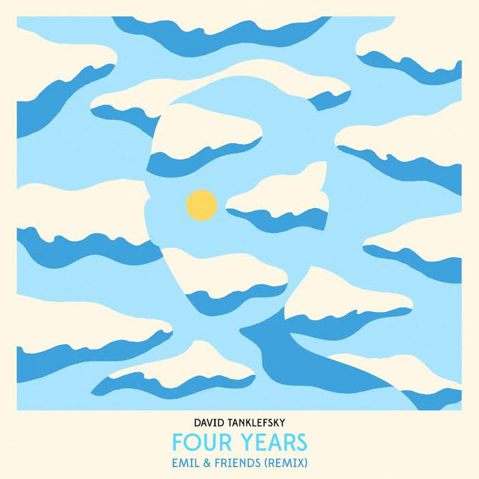 Four Years (Emil & Friends Remix) cover art
