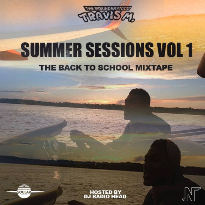 Summer Sessions Vol 1: Back To School cover art