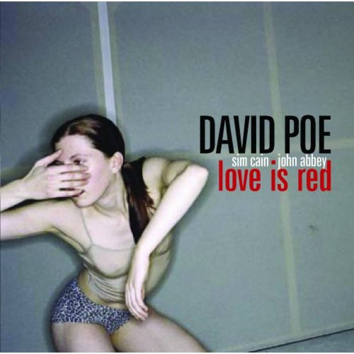 Love Is Red cover art
