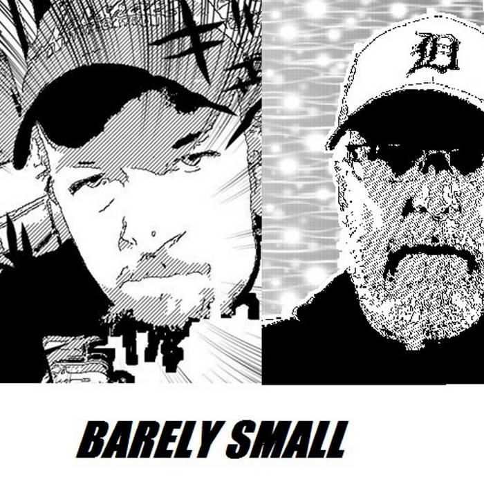 The Best of Barely Small cover art
