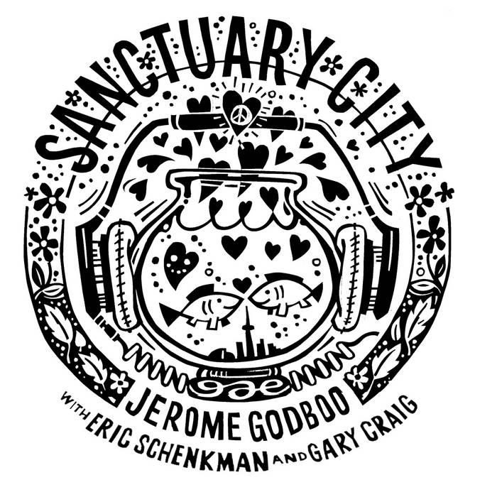Sanctuary City cover art