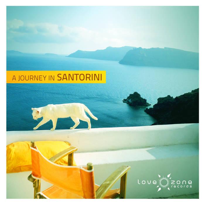 A Journey In Santorini cover art