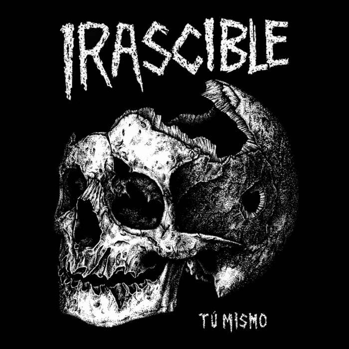 """-004- IRASCIBLE """"Tu mismo EP"""" cover art"""