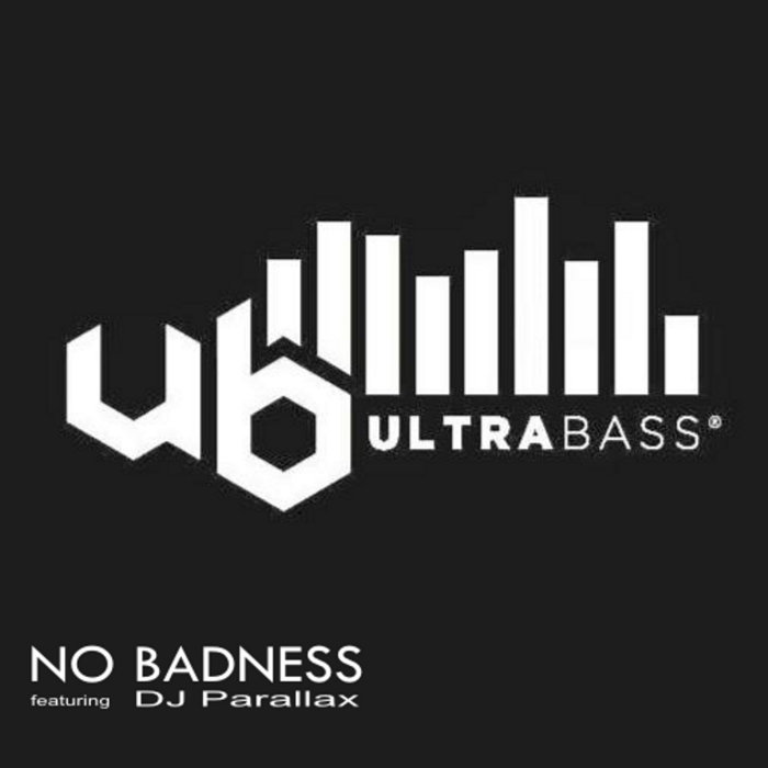 No Badness Featuring DJ Parallax (True Underground Garage Mix) cover art