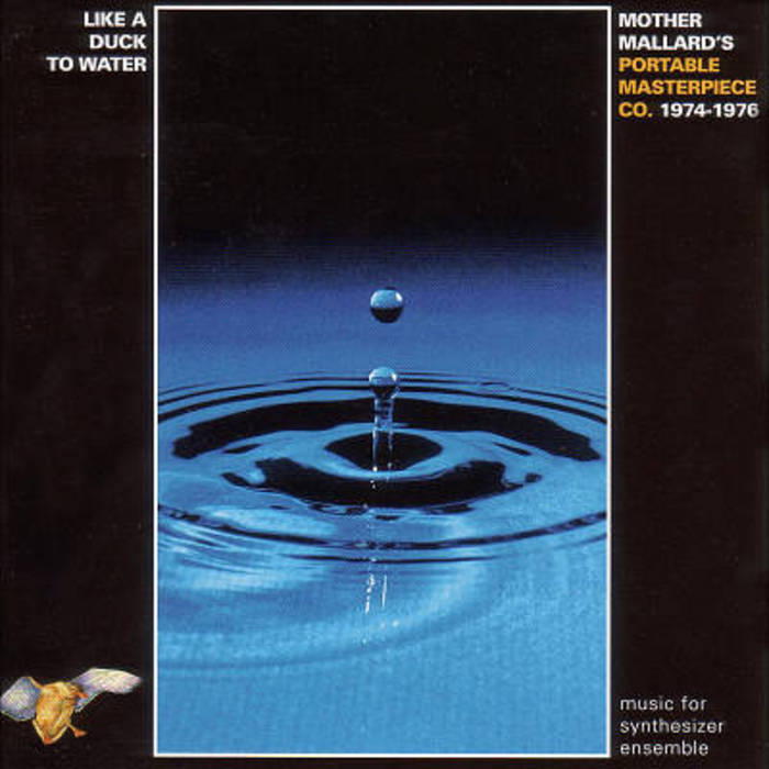 Like A Duck To Water cover art
