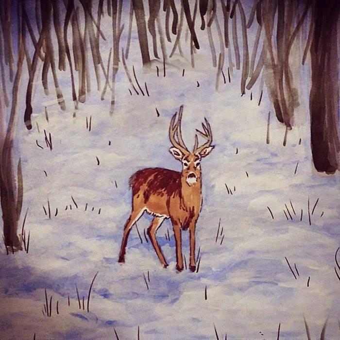 Winter '16 cover art