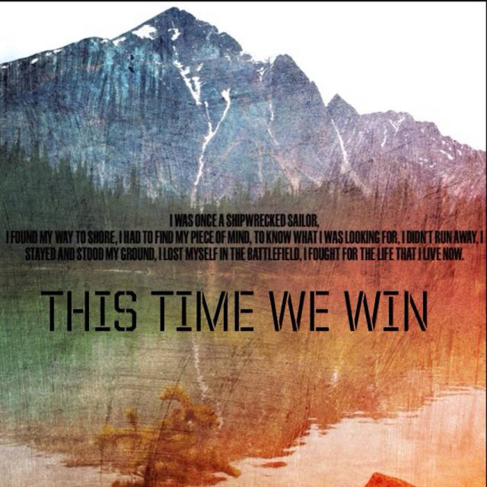 This Time We Win EP cover art