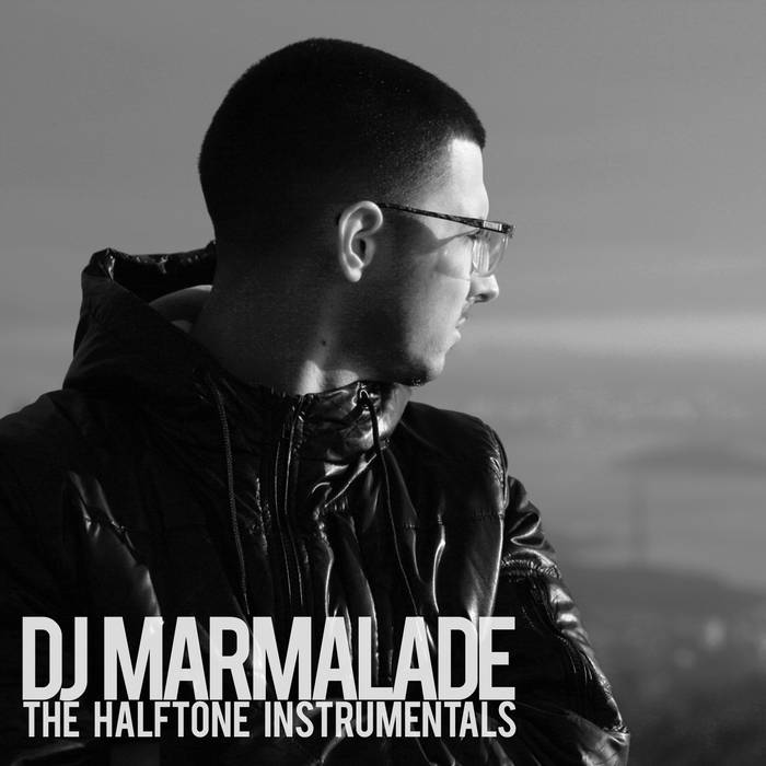 The Halftone Instrumentals cover art
