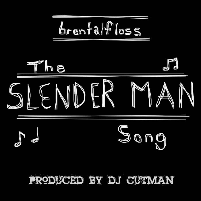 The Slenderman Song cover art