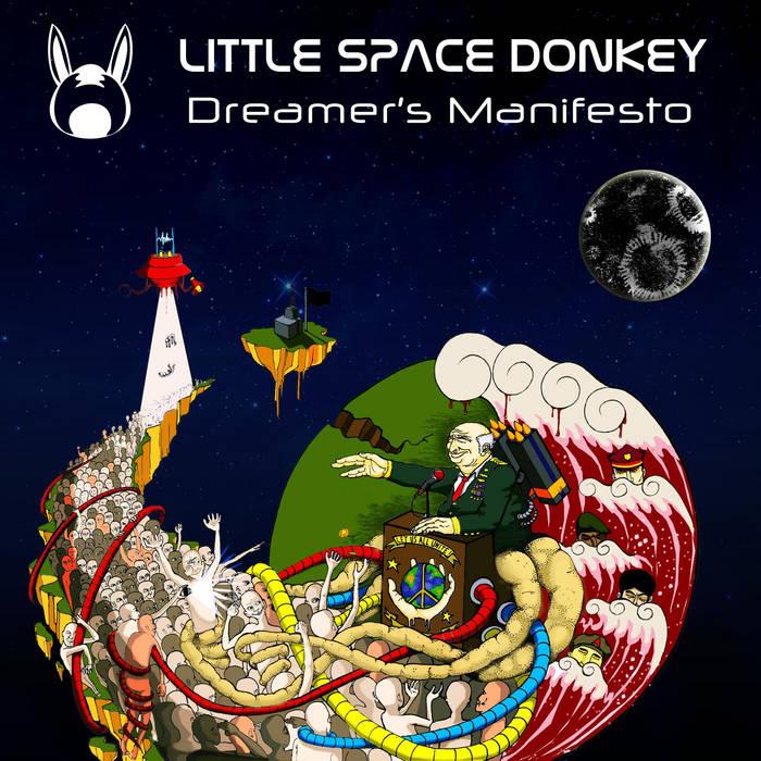 Dreamer's Manifesto cover art