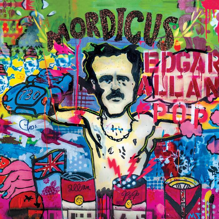 Edgar Allan Pop cover art