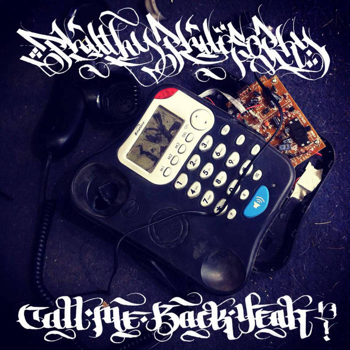 Philthy Philosophy - Call me back, yeah? cover art