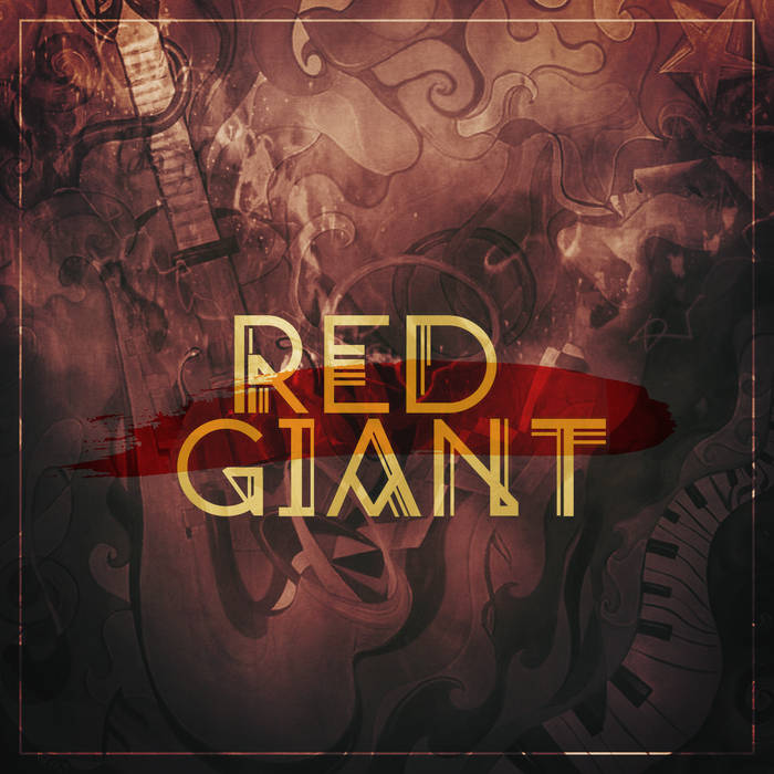 Red Giant cover art