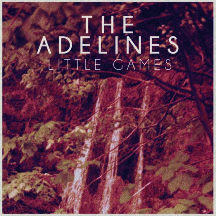 Little Games - Single cover art