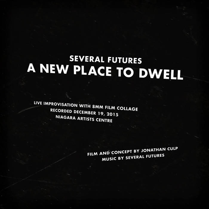 A New Place To Dwell cover art