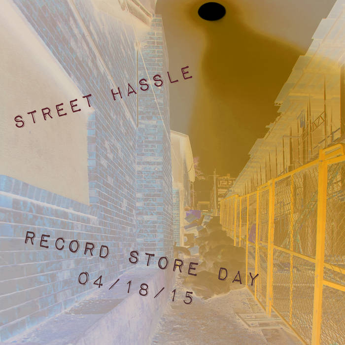 Record Store Day promo single cover art