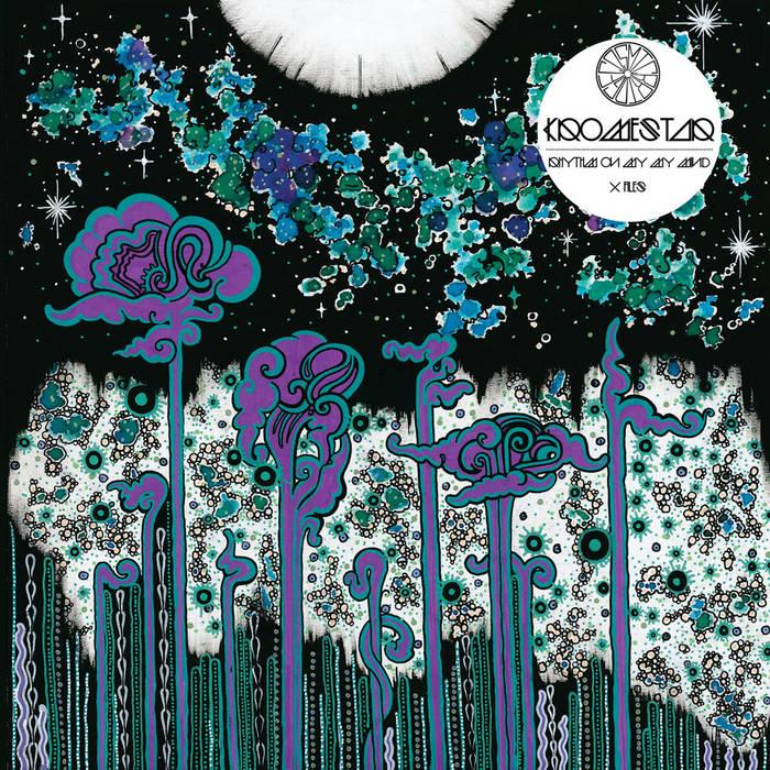 Rhythm On My Mind / X Files cover art