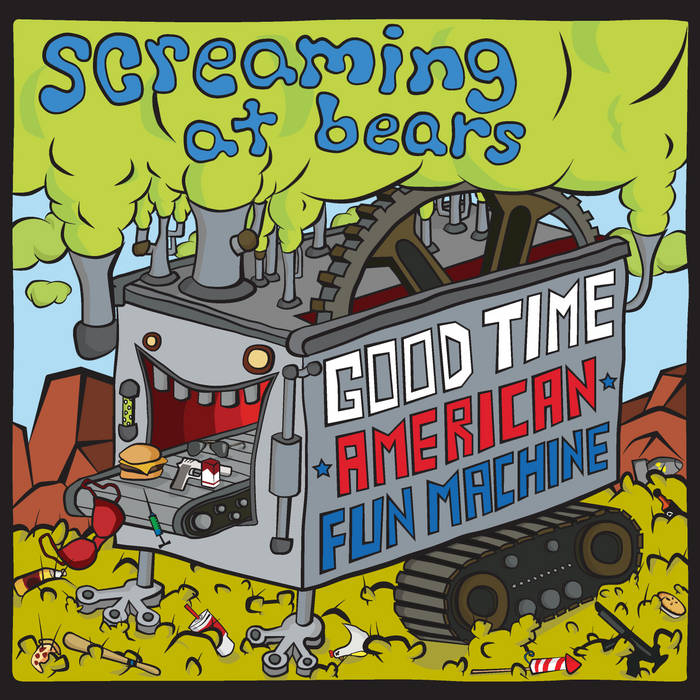 Good Time American Fun Machine cover art