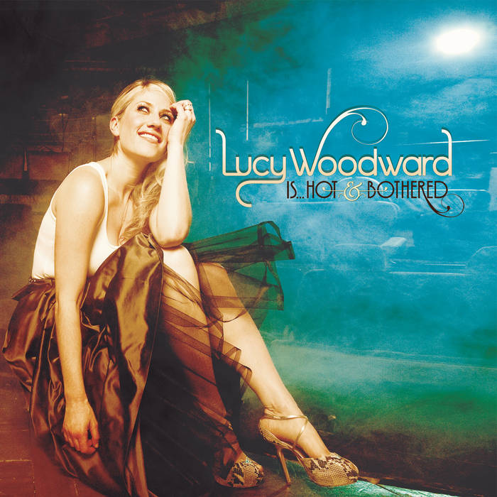 Lucy Woodward is Hot & Bothered cover art
