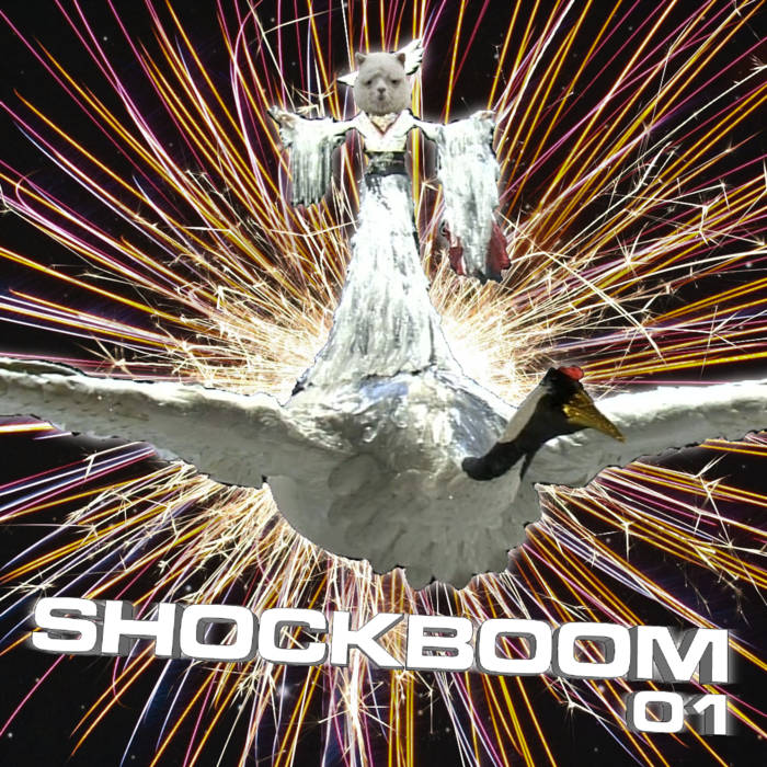 Shockboom 01 cover art