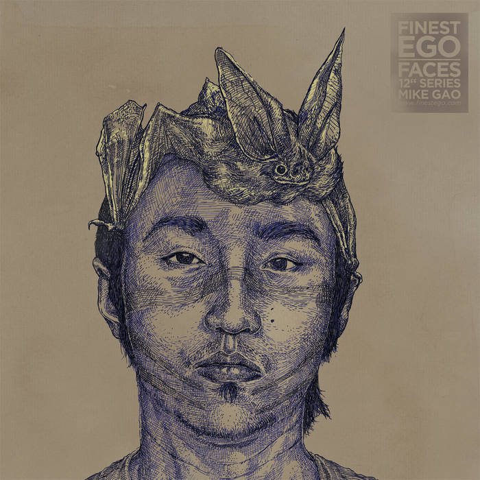 "Finest Ego | Faces 12"" Series Vol. 2 cover art"