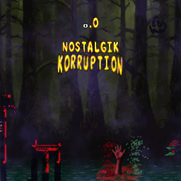 Nostalgik Korruption cover art