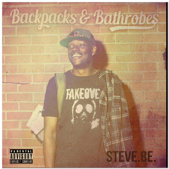 Backpacks & Bathrobes cover art