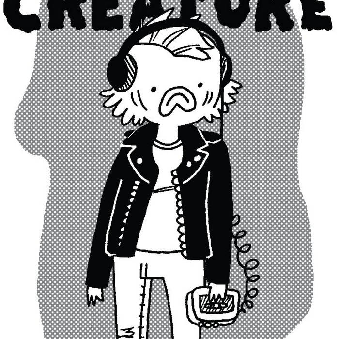 Steve Creature cover art