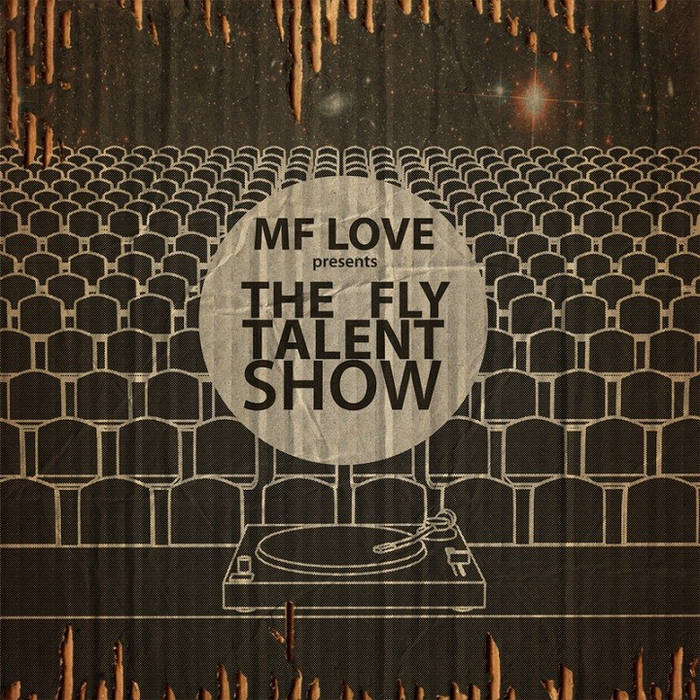 The Fly Talent Show! cover art