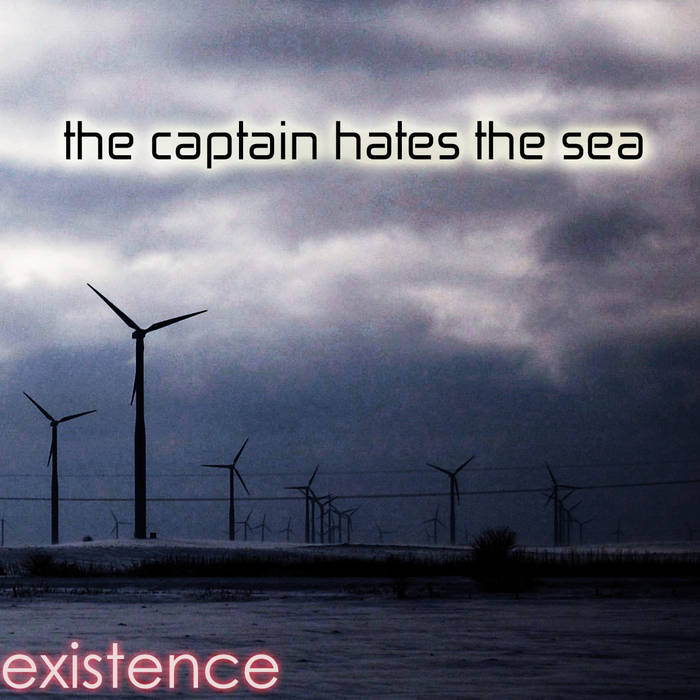 Existence EP cover art