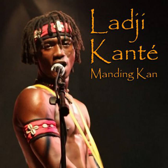 Ladji Kante et la Voix du Mandingue cover art