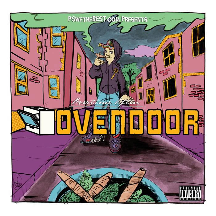 Oven Door cover art