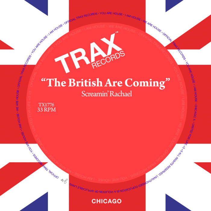 The British Are Coming cover art