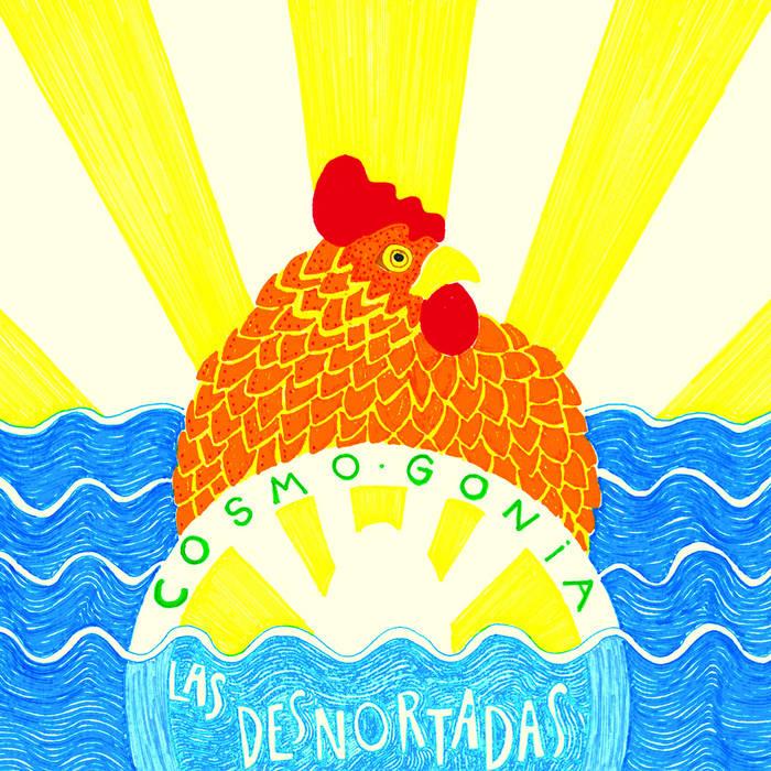 Cosmogonía cover art