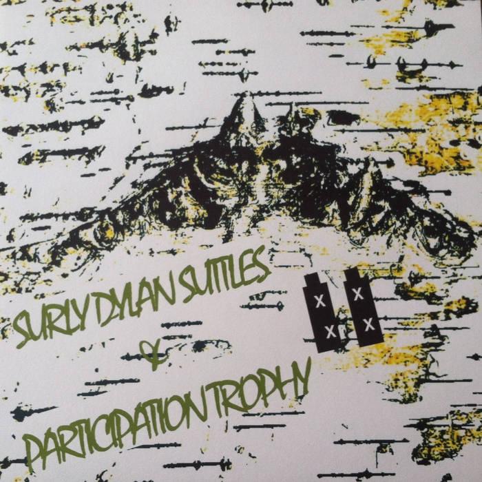 Dead Batteries/Gold Spray Paint cover art