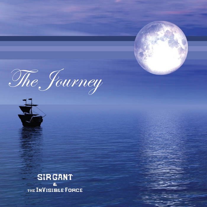 THE JOURNEY (sneak preview) cover art
