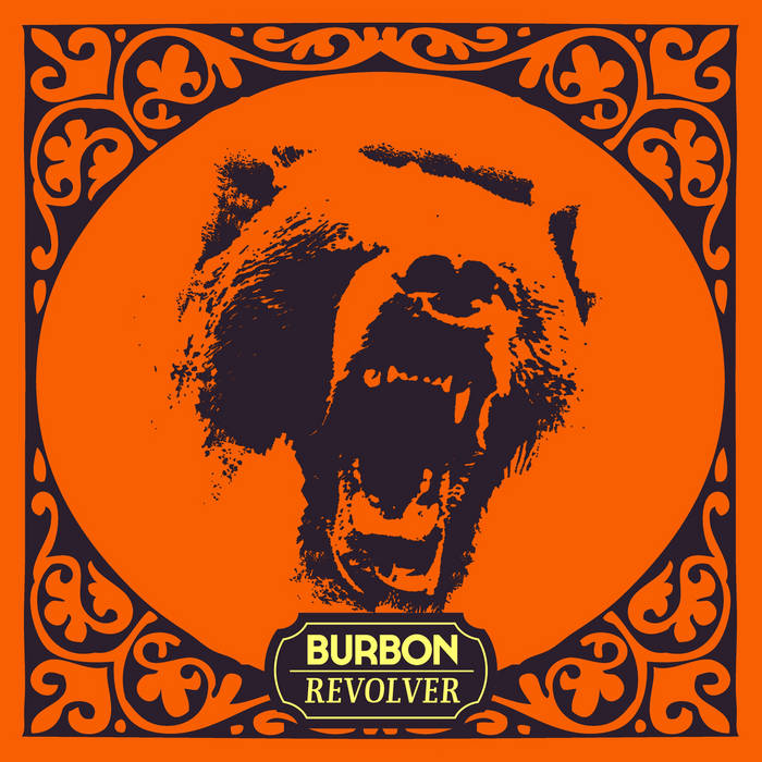 Revolver (EP) cover art