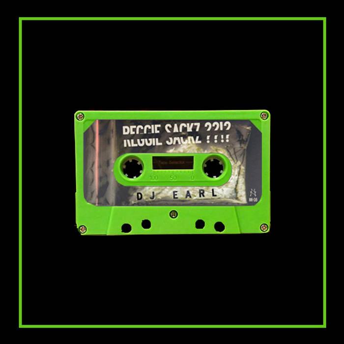 NN-08   DJ Earl - Reggie Sackz?!?!? cover art