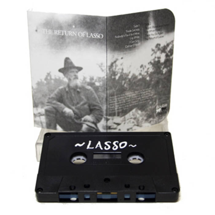 AD009  Lasso  'The Return of Lasso' cover art