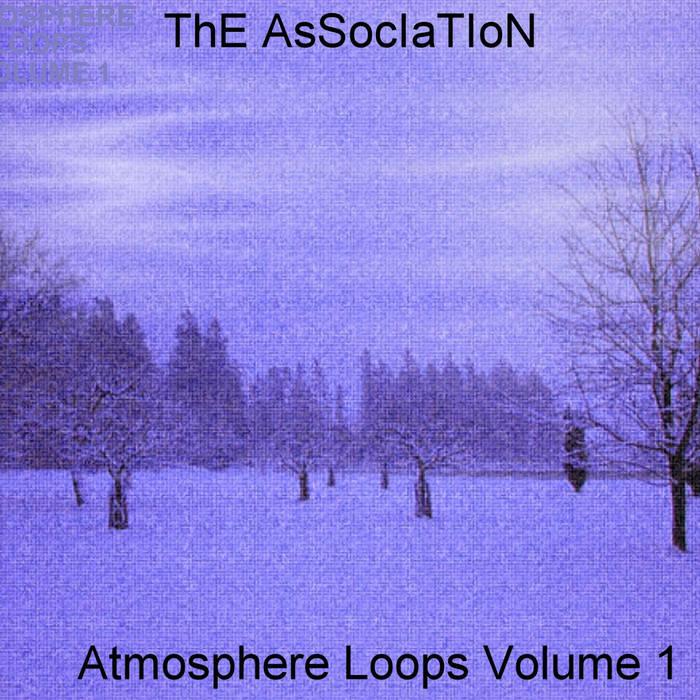 atmosphere loops volume 1 cover art