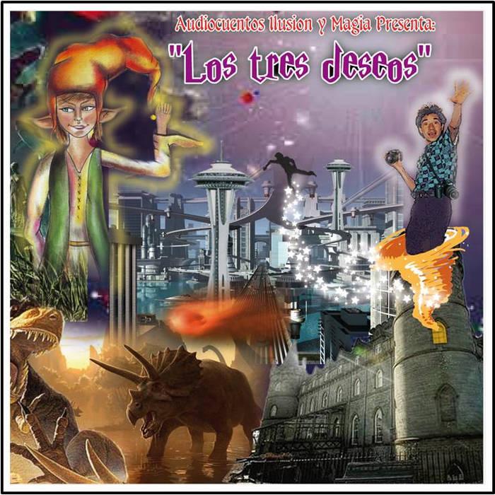 Los Tres Deseos cover art