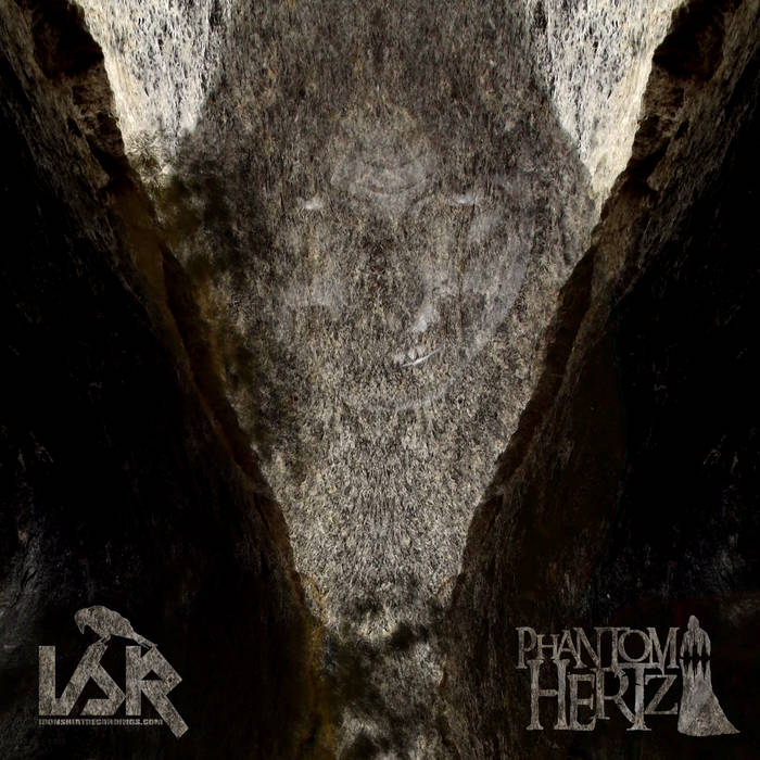 Iron Phantom EP cover art