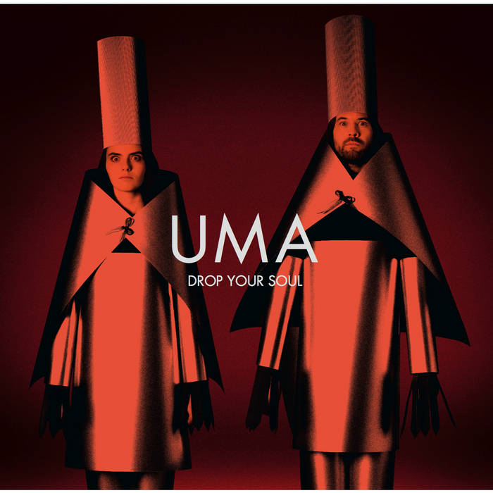 UMA - DROP YOUR SOUL cover art