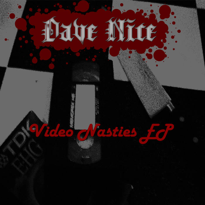 Video Nasties EP cover art