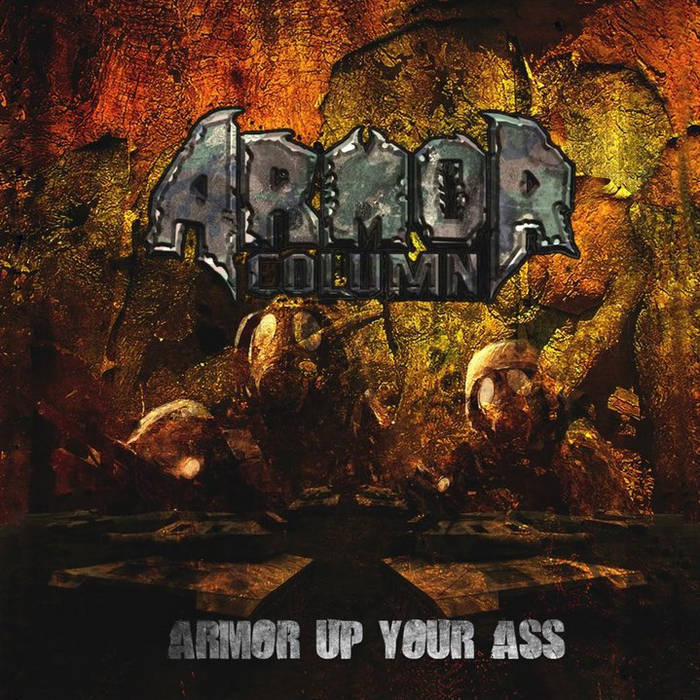 Armor Up Your Ass cover art