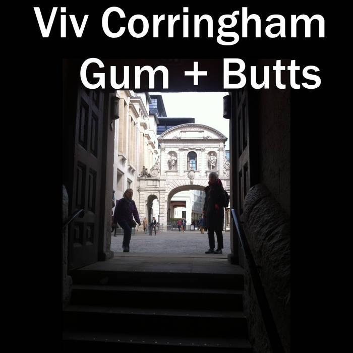 Gum + Butts cover art